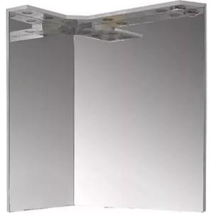 Зеркало угловое Акватон Корнер левое (1A0529K0KR01L + 1A0048D2KR01R) классическое зеркало aquaton корнер дополнительное