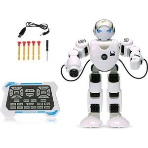 Радиоуправляемый робот Shantou Gepai Alpha Robot (стреляет, свет, звук, ИК порт) - A967051WX трек shantou gepai волшебный поезд свет звук поезд 1шт аксессуары