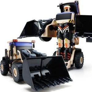Радиоуправляемый робот-трансформер Jia Qi *Трактор* - TT675