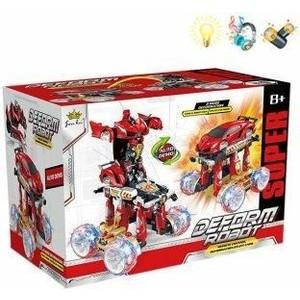 Купить Радиоуправляемый Прыгающий Робот Shantou Gepai Радиоуправляемый Трансформер Робот-Машина Shantou Gepai - 200091276