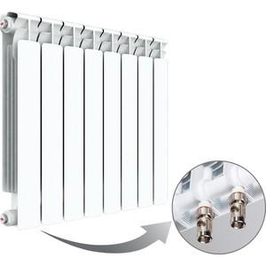 Радиатор отопления RIFAR ALP VENTIL 500 8 секций биметаллический нижнее левое подключение (R50008AVL)