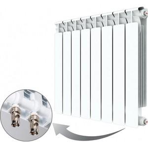 Радиатор отопления RIFAR ALP VENTIL 500 8 секций биметаллический нижнее правое подключение (R50008AVR) стоимость