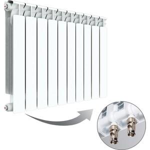 Радиатор отопления RIFAR ALP VENTIL 500 10 секций биметаллический нижнее левое подключение (R50010AVL)