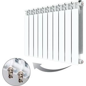 Радиатор отопления RIFAR ALP VENTIL 500 10 секций биметаллический нижнее правое подключение (R50010AVR)