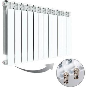 Радиатор отопления RIFAR ALP VENTIL 500 12 секций биметаллический нижнее левое подключение (R50012AVL)