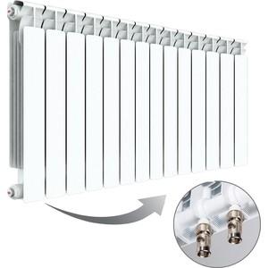 Радиатор отопления RIFAR ALP VENTIL 500 14 секций биметаллический нижнее левое подключение (R50014AVL)