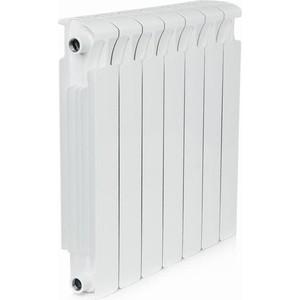 цены Радиатор отопления RIFAR MONOLIT 500 7 секций биметаллический боковое подключение (RM50007)