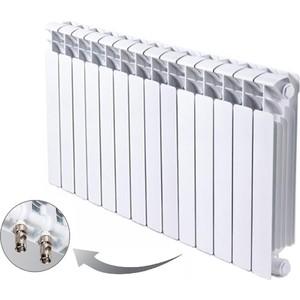 Радиатор отопления RIFAR BASE VENTIL 500 14 секций биметаллический нижнее правое подключение (R50014 НПП)