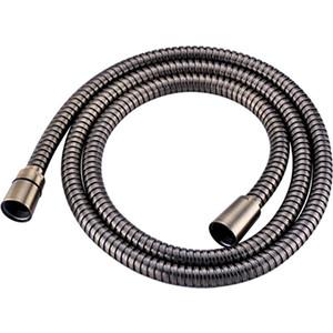 Душевой шланг Wasserkraft металлический светлая бронза (A052)