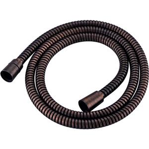 Душевой шланг Wasserkraft Isar 1300 металлический темная бронза (A053)