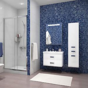 Мебель для ванной Акватон Америна 70 белая цена в Москве и Питере