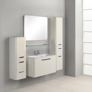 Мебель для ванной Акватон Валенсия 90 белый жемчуг тумба с раковиной акватон валенсия 90 белый жемчуг 1a123501vag30 1a70623ksn010
