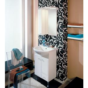 Мебель для ванной Акватон Джимми 57 белая мебель для ванной comforty