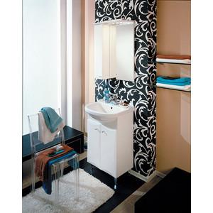 Мебель для ванной Акватон Джимми 57 М белая мебель для ванной asomare