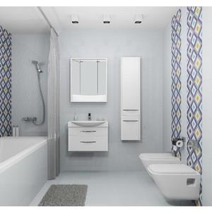 Мебель для ванной Акватон Инфинити 76 белый глянец инфинити косметика