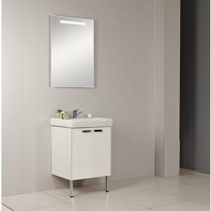 Мебель для ванной Акватон Йорк 60 белый/выбеленное дерево акватон мебель для ванной акватон логика 110 лен