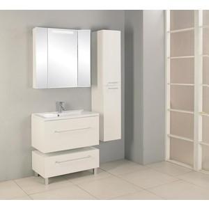 Мебель для ванной Акватон Мадрид 80 М белая авиабилеты мадрид москва