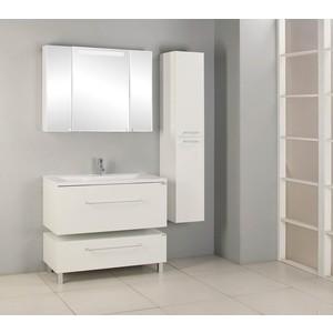 Мебель для ванной Акватон Мадрид 100 М белая мебель для ванной comforty