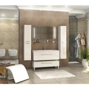 Мебель для ванной Акватон Мадрид 120 М белая для ванной акватон