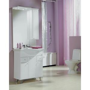 Мебель для ванной Акватон Майами 75 белая цена в Москве и Питере