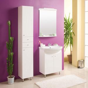 Мебель для ванной Акватон Минима Н 65 белая