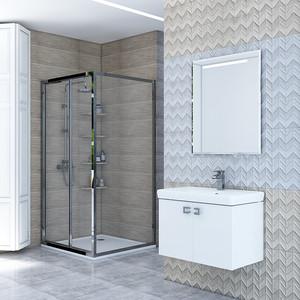 Мебель для ванной Акватон Оптима 70 белая мебель для ванной asomare