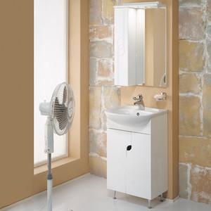 Мебель для ванной Акватон Панда 50 белая мебель для ванной comforty