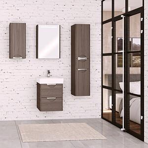 Мебель для ванной Акватон Сильва 50 дуб макиато цены