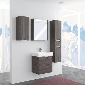 Мебель для ванной Акватон Сильва 60 дуб макиато акватон мебель для ванной акватон логика 110 лен