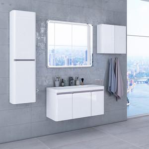 Мебель для ванной Акватон Шерилл 85 белая мебель для ванной комнаты акватон официальный сайт