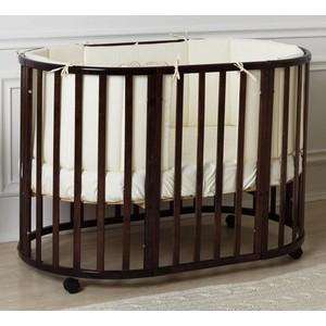 Кроватка Incanto Mimi 7 в 1 венге