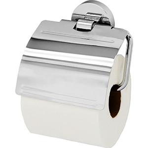 цена Держатель туалетной бумаги с крышкой Wasserkraft Rhein K-6225