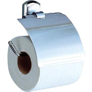 Держатель туалетной бумаги с крышкой Wasserkraft Oder K-3025 цена