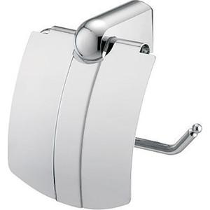 Держатель туалетной бумаги Wasserkraft Berkel K-6825 с крышкой держатель туалетной бумаги с крышкой wasserkraft k 5025white
