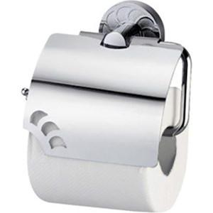 Держатель туалетной бумаги Wasserkraft Isen K-4025 с крышкой wasserkraft isen k 4025 держатель туалетной бумаги с крышкой