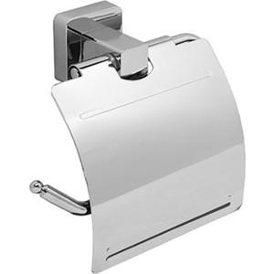 Держатель туалетной бумаги Wasserkraft Lippe K-6525 с крышкой