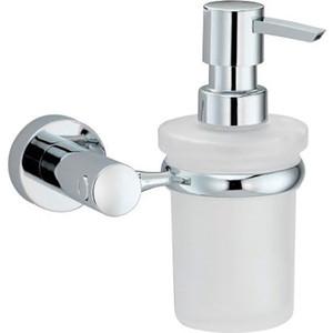 цена на Дозатор для жидкого мыла Wasserkraft Donau K-9400 стекло матовое, 170 ml (K-9499)