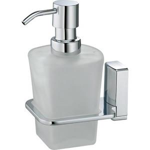 Дозатор для жидкого мыла Wasserkraft Leine K-5000 стекло матовое, 300 ml (K-5099)