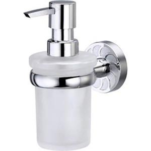 Дозатор для жидкого мыла Wasserkraft Isen K-4099 стекло матовое