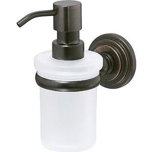 цена на Дозатор для жидкого мыла Wasserkraft Isar K-7300 светлая бронза, 170 ml (K-7399)