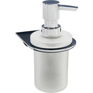 цена на Дозатор для жидкого мыла Wasserkraft Kammel K-8300 стекло матовое, 170 ml (K-8399)