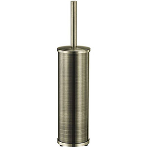 Ершик для унитаза Wasserkraft K-1017 светлая бронза