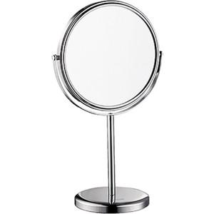 Зеркало косметическое Wasserkraft двустороннее, 3-х кратное увеличение (K-1003)
