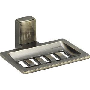 Мыльница-решетка Wasserkraft Exter K-5269 светлая бронза мыльница стеклянная wasserkraft exter k 5229 светлая бронза