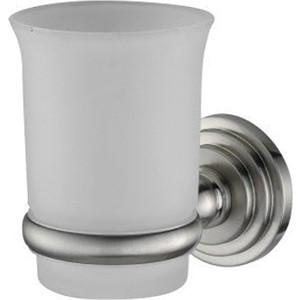 цены Стакан для ванны Wasserkraft Ammer K-7000 хром матовый (K-7028)