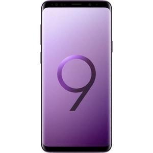 Смартфон Samsung Galaxy S9+ SM-G965F 256Gb фиолетовый смартфон samsung galaxy s9 64gb sm g965f фиолетовый