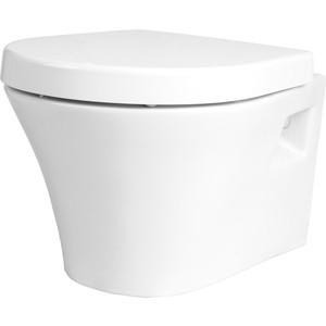 Унитаз подвесной Creo Paris (PA1100+PA1001) унитаз creo ceramique creo ceramique cr1100