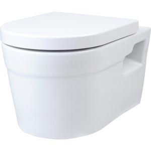 Унитаз подвесной Creo Project безободковый (PR1100+PR1101) унитаз creo ceramique creo ceramique cr1100