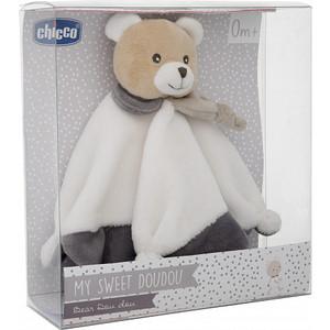 Мягкая игрушка Chicco Медвежонок с одеяльцем (00009615000000)