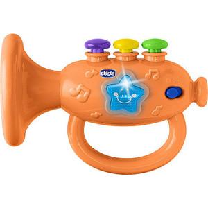 Игрушка музыкальная Chicco Труба (9614000000)